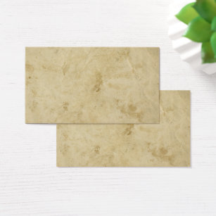 Old blank business cards business card printing zazzle uk blank parchment vintage stained old paper business card colourmoves