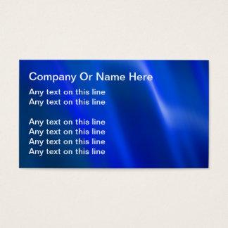 Blank Plain Business Cards