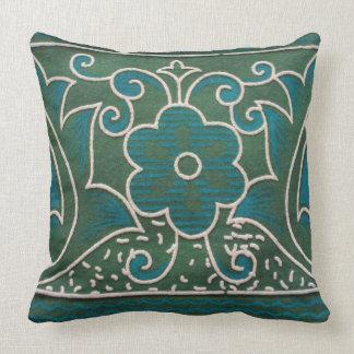 blank standard of flower pillows