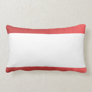BlanK STRIPE Template DIY add TXT IMAGE EVENT name Pillow