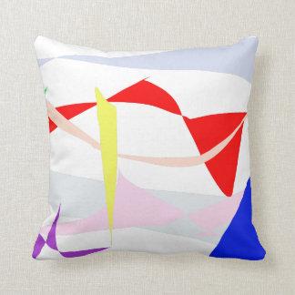 Blank Stylish Boy No Fear Cool Throw Cushion