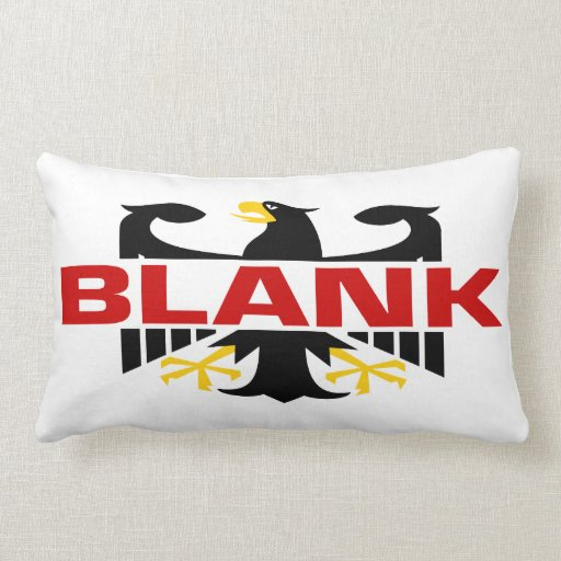Blank Surname Pillow