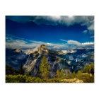 Blank Yosemite Valley in Yosemite National Park Postcard