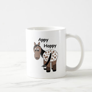 Blanket Appaloosa - Appy Happy Coffee Mug