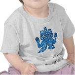 Blanket design of the Haida Indians T-shirts