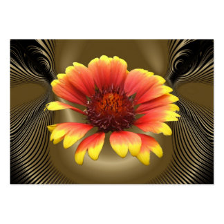 Blanket Flower ~ ATC Pack Of Chubby Business Cards
