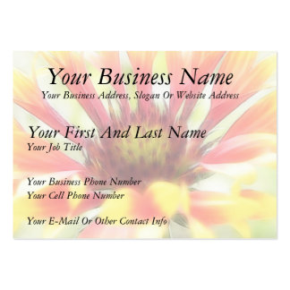 Blanket Flower Blossom Pack Of Chubby Business Cards