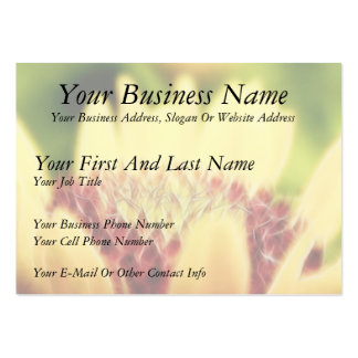 Blanket Flower Bud Pack Of Chubby Business Cards