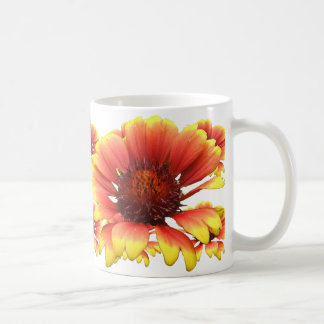Blanket Flowers ~ mug