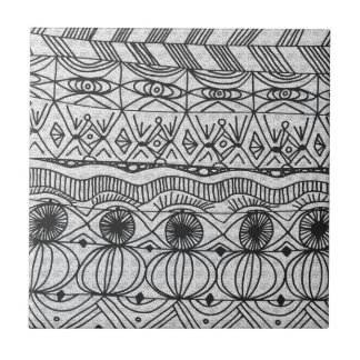 Blanket of Confusion Products Small Square Tile