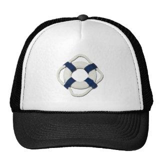 BlankLifePreserver081212 png Mesh Hat