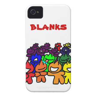 Blanks iPhone 4 Cover