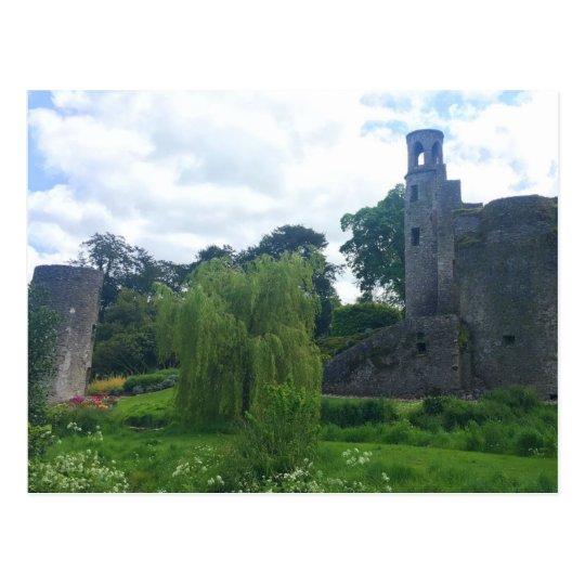 Blarney Castle Grounds Postcard