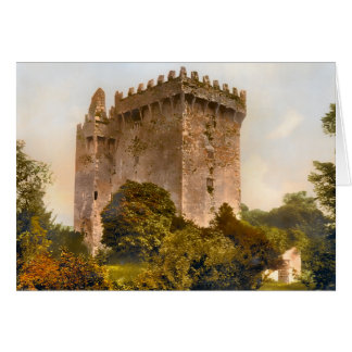 Blarney Castle Ireland Card
