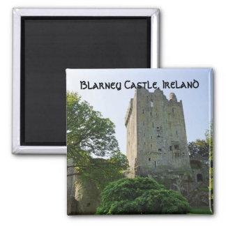 Blarney Castle Square Magnet