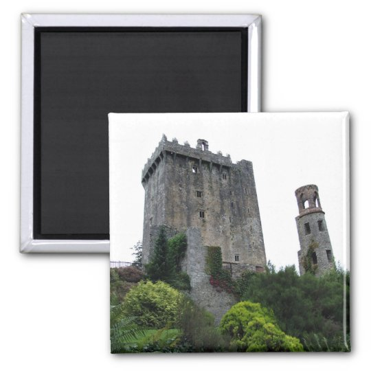 Blarney Castle & Tower, Cork, Ireland Magnet