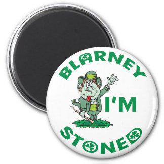 Blarney I m Stoned Gift Magnet