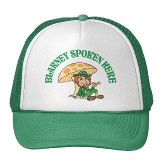 Blarney Spoken Here Mesh Hat