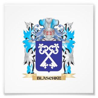 Blaschke Coat of Arms Photo Print