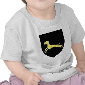 Blason imaginaire de Brien des Iles T Shirts