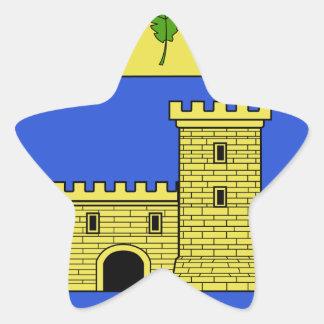 Blason ville fr Chassagny (Rhone) Stickers
