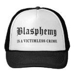 Blasphemy Mesh Hats