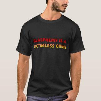Blasphemy Victimless Crime T-Shirt