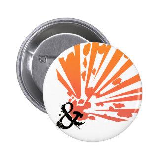 """Blast Off"" by Carly winner 06.29.09 6 Cm Round Badge"