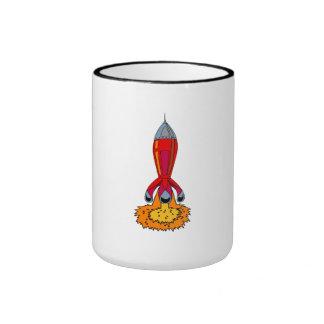 Blast Off Ringer Mug