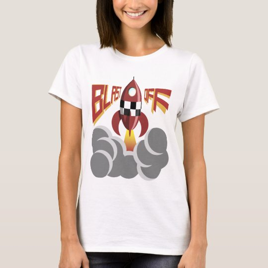Blast Off T-Shirt