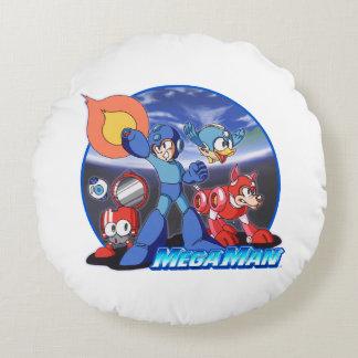 Blast! Round Cushion