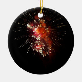 Blasting Christmas Ornament