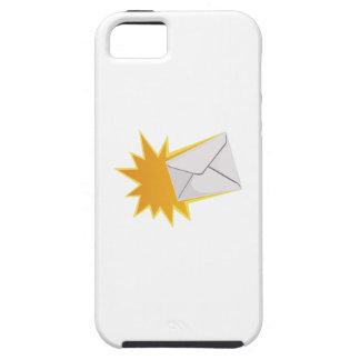 Blasting Letter iPhone 5 Cases