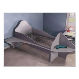 BlastOff! Bed Build Print