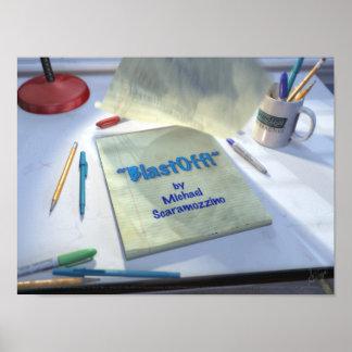 BlastOff! Title Print