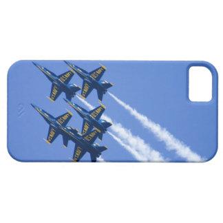 Blaue Engel Flyby während der 2006 Flotten-Woche iPhone 5 Case