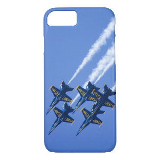 Blaue Engel Flyby während der 2006 Flotten-Woche iPhone 8/7 Case