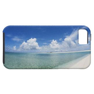 Blauer Himmel und Meer 4 iPhone 5 Case