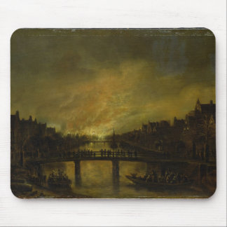 Blaze in Amsterdam Mouse Mat