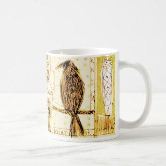 blazen the raven mug