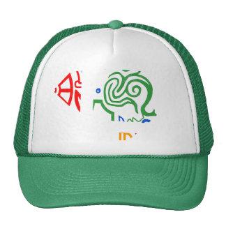 Blazin' Amazing Alien Green Cap