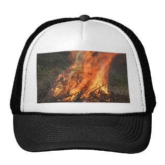 Blazing Bonfire Cap