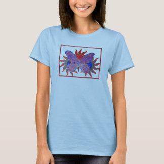 Blazing Sun Butterfly T-Shirt