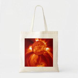 Blazing Sun Tote Bag