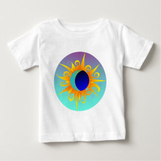 Blazing Sunmoon Baby T-Shirt