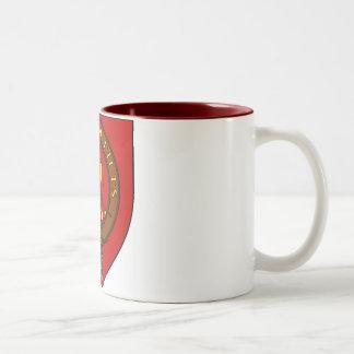 Blazon Normandy Kilts Coffee Mug