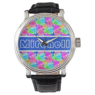BLB Diamonds Personalized Watch