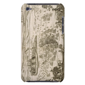 Ble near the Town of Levice in 1664, illustrati Barely There iPod Covers
