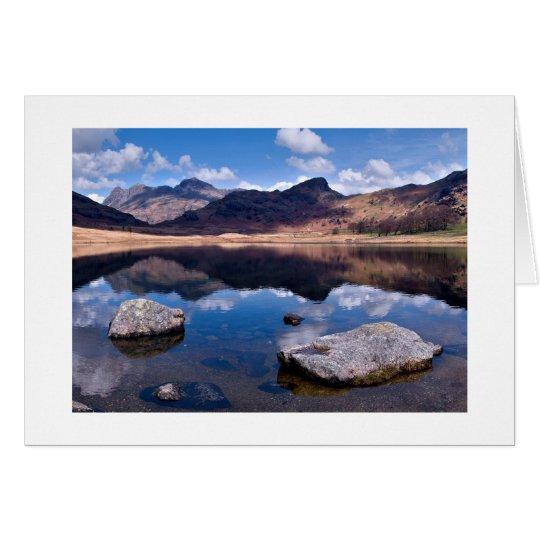 Blea Tarn Greeting Card - The Lake District