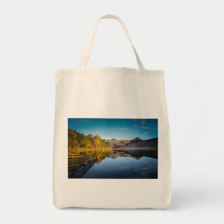 Blea Tarn, Lake District, Cumbria Tote Bag